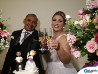 O casamento de Raíra e Fábio