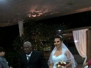 O casamento de Eliane  e Hilezio  3