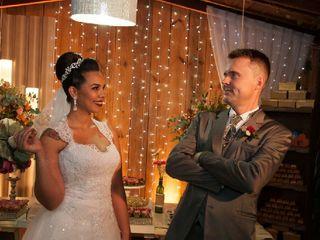 O casamento de Eliane  e Hilezio