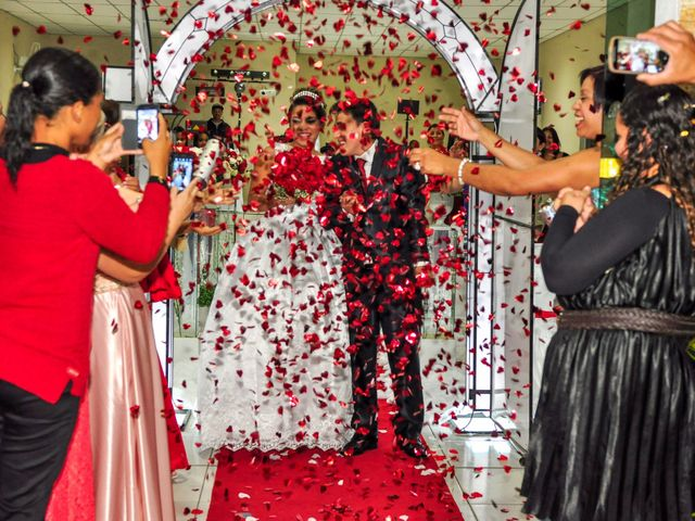 O casamento de Bruna e Alexandre
