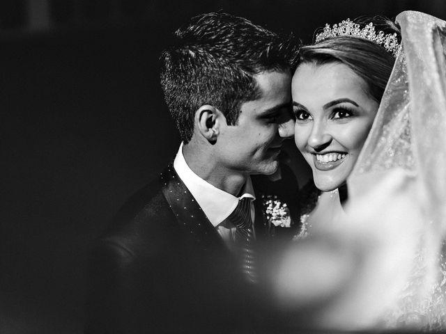 O casamento de Talita e Caique