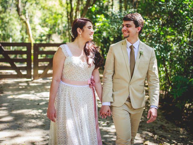 O casamento de Tamires e Felipe