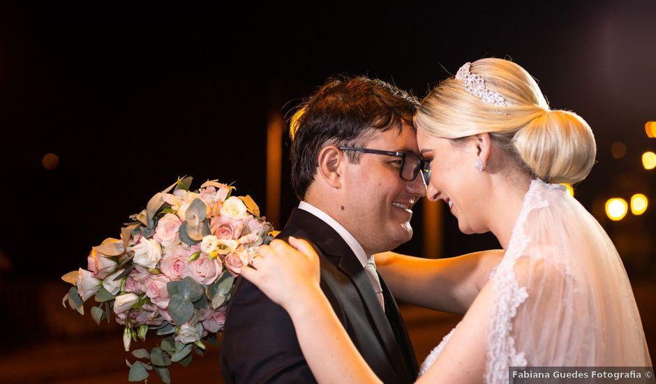 O casamento de Jardel e Lorena em Castro, Paraná