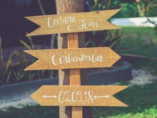 O casamento de Carine e Jean 2