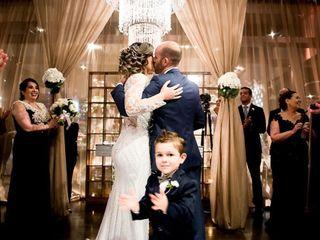 O casamento de Andressa e Victor