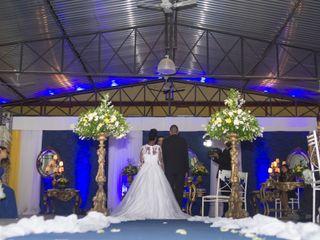 O casamento de Erica e Wallas 2