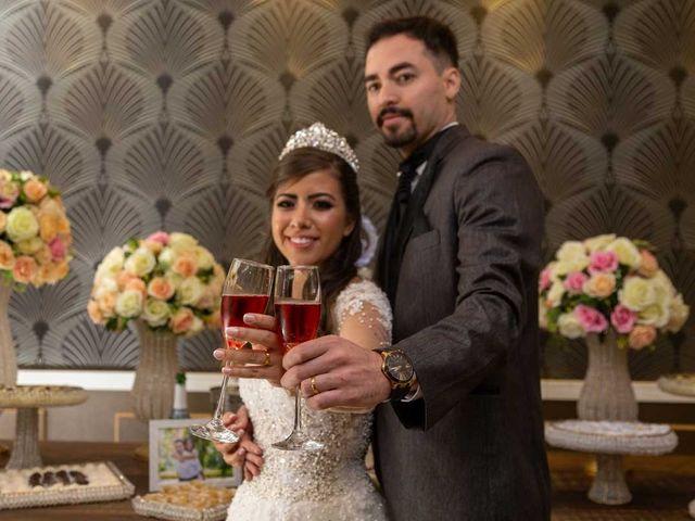 O casamento de Rizia e Adriano