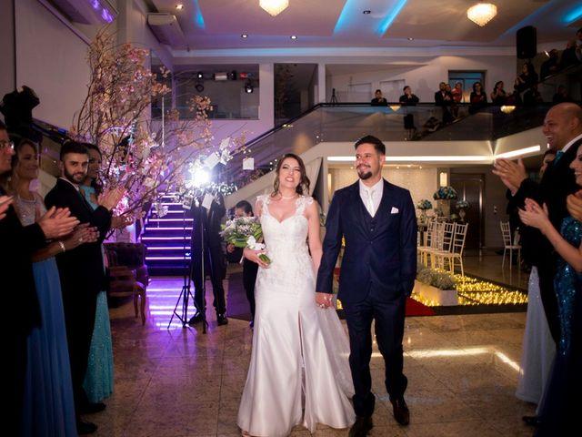 O casamento de Rebeca e Diego