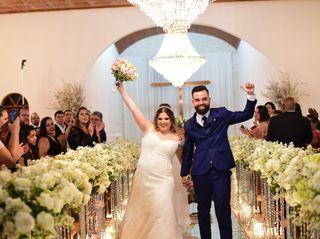 O casamento de Juliana e Jean