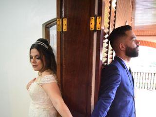 O casamento de Juliana e Jean 2