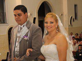 O casamento de Fabrícia Felix e Fernando Duarte