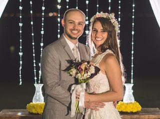 O casamento de Priscila e Henrique