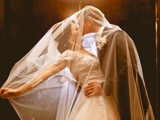 O casamento de Daiana e Isak