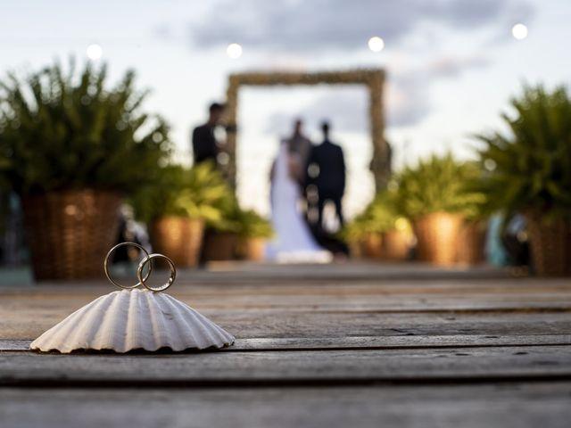 O casamento de Marcela e Sidney