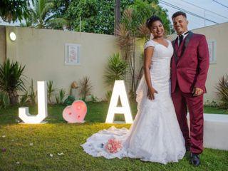 O casamento de Jamile e Anderson