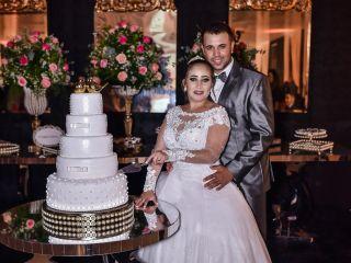 O casamento de Taíse e Adriano
