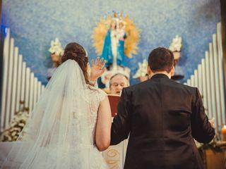 O casamento de Samantha e Alexandre