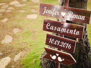 O casamento de Jenyfer e Reinan 3