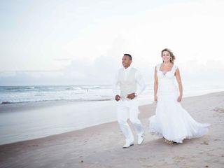 O casamento de Jenyfer e Reinan