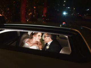 O casamento de Mariana e Fabricio