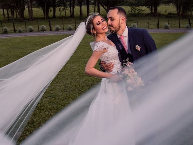 O casamento de Larissa e Tiago