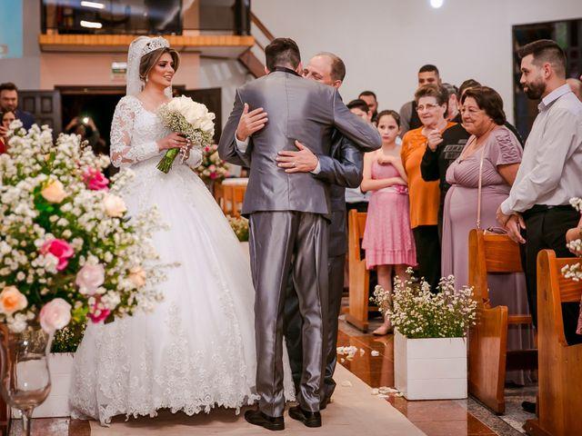 O casamento de Max e Jéssica em Cascavel, Paraná 10