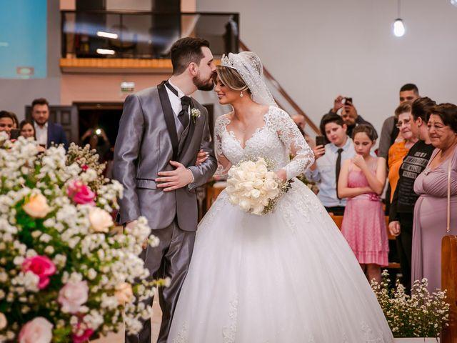 O casamento de Max e Jéssica em Cascavel, Paraná 11