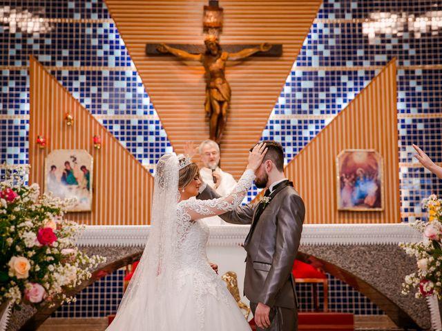O casamento de Max e Jéssica em Cascavel, Paraná 12