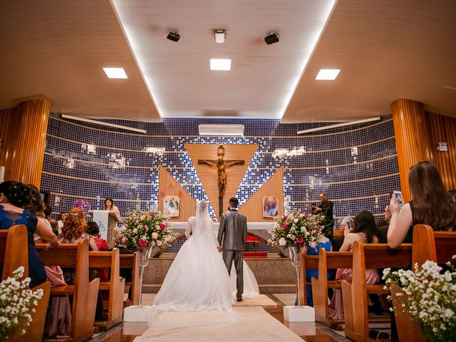 O casamento de Max e Jéssica em Cascavel, Paraná 13