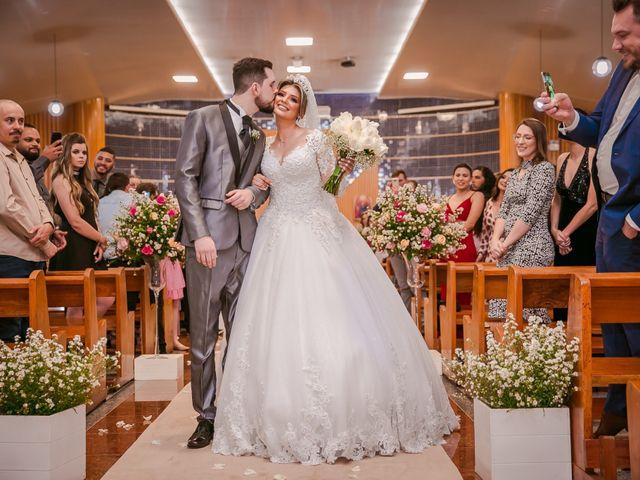O casamento de Max e Jéssica em Cascavel, Paraná 14