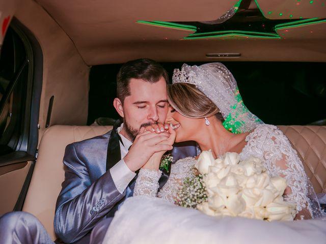 O casamento de Max e Jéssica em Cascavel, Paraná 15