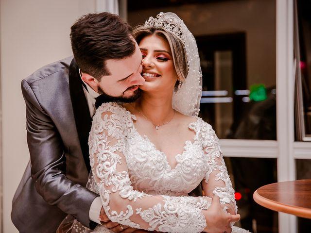 O casamento de Max e Jéssica em Cascavel, Paraná 17