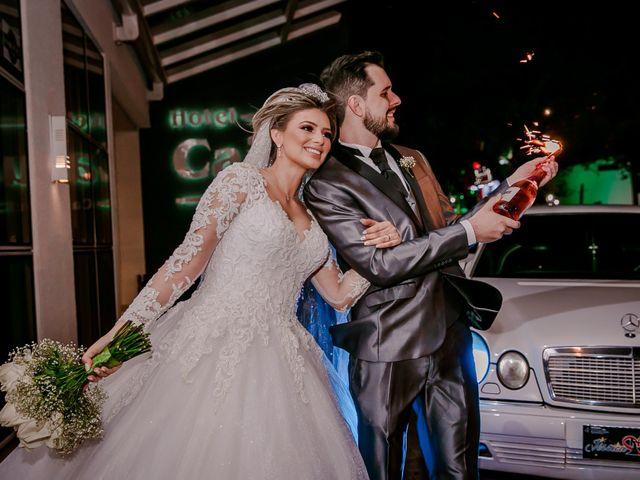 O casamento de Max e Jéssica em Cascavel, Paraná 19