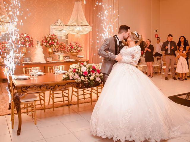 O casamento de Max e Jéssica em Cascavel, Paraná 1