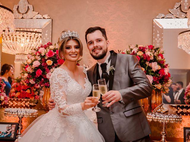 O casamento de Max e Jéssica em Cascavel, Paraná 20