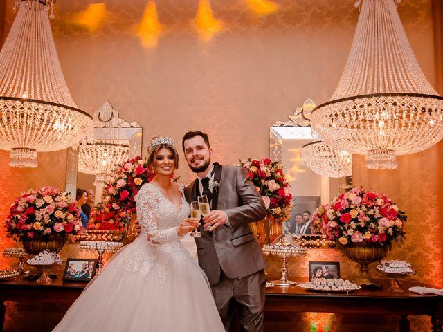 O casamento de Max e Jéssica em Cascavel, Paraná 21