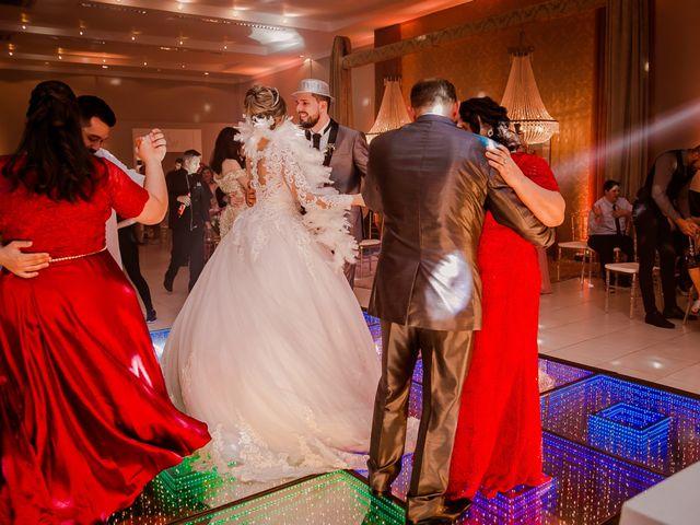 O casamento de Max e Jéssica em Cascavel, Paraná 23