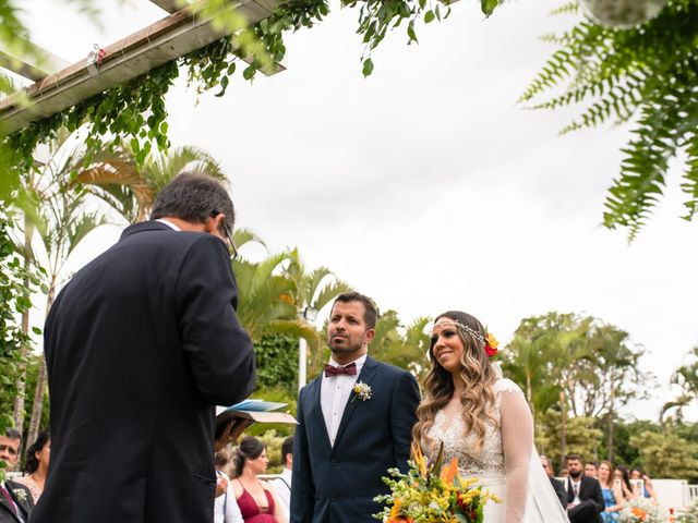 O casamento de Rebeka e Izac