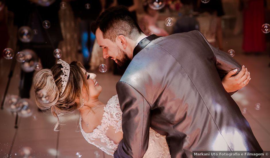 O casamento de Max e Jéssica em Cascavel, Paraná