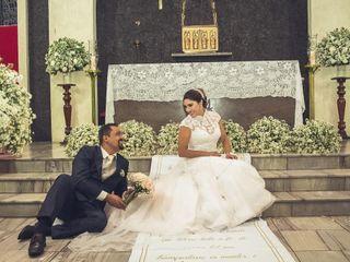 O casamento de José Carlos e Maria Francisca