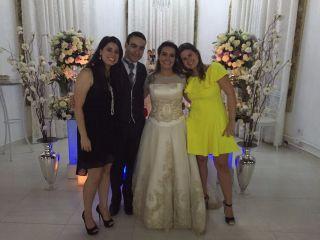 O casamento de Rosa e Tiago
