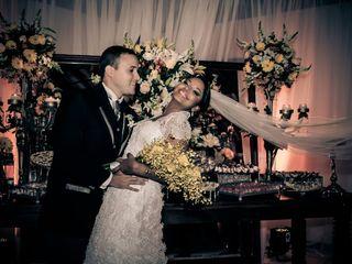 O casamento de Thiara e Marcelo