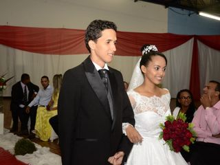 O casamento de Elizama e Kairo