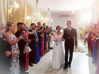 O casamento de Samara e Luamós 2