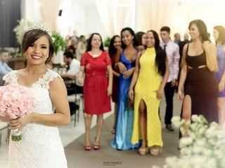 O casamento de Samara e Luamós 3