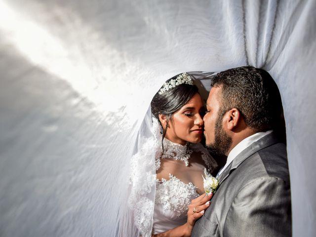 O casamento de Mauricio e Gleice