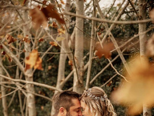 O casamento de Tassi e Odi em São José dos Pinhais, Paraná 1