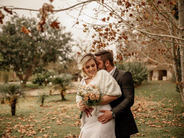O casamento de Tassi e Odi em São José dos Pinhais, Paraná 2