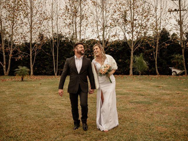 O casamento de Tassi e Odi em São José dos Pinhais, Paraná 10