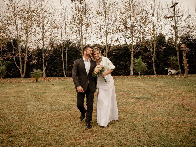 O casamento de Tassi e Odi em São José dos Pinhais, Paraná 11